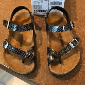Birkenstock kids size 31 excellent condition